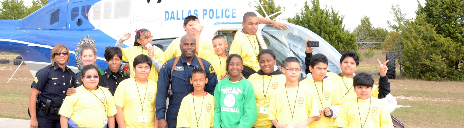 Dallas Junior Police Academy