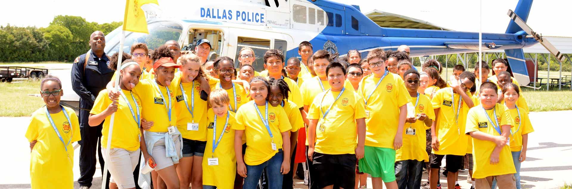 Home - Dallas Junior Police Academy
